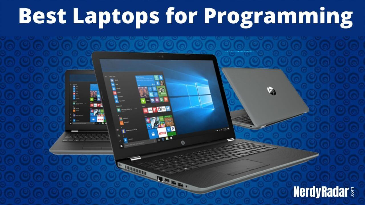 Best Laptops for Programming, Coding & Development in 2020