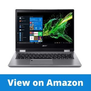 Acer Spin 3 Convertible Laptop Reviews