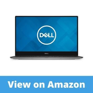 Dell XPS9360-5203SLV-PUS Reviews