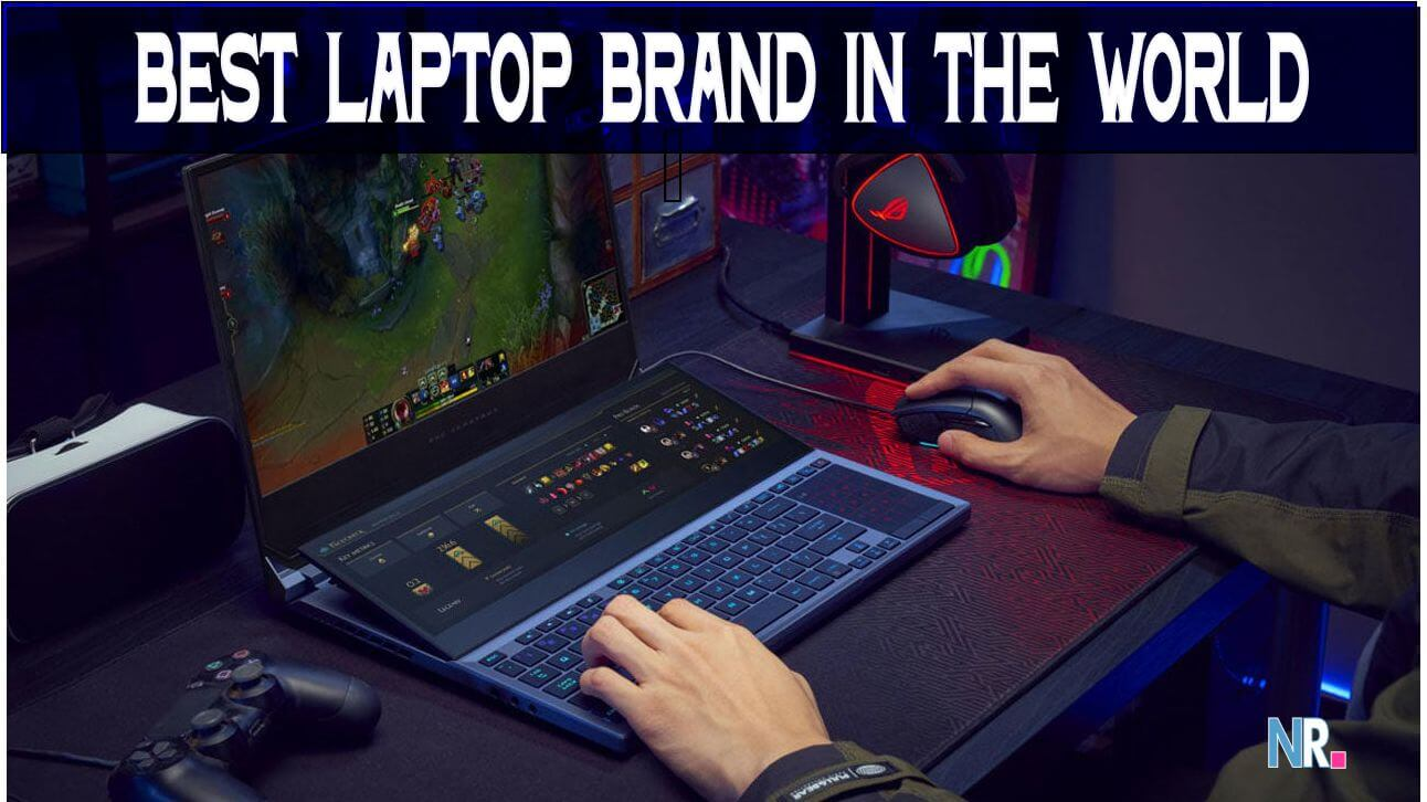 best laptops brands in the world